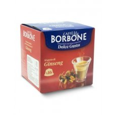 16 CAPSULE BORBONE DOLCE GUSTO - GINSENG