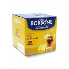 16 CAPSULE BORBONE DOLCE GUSTO - THE LIMONE
