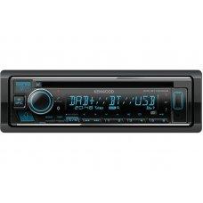 AUTORADIO - KDCBT740DAB KENWOOD - SINTOCD AAC MP3 FLAC 50X4 RDS DAB+ AUX +