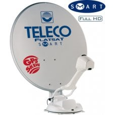 ANTENNA SATELLITARE TELECO FLATSAT EASY SKEW BT SMART 85