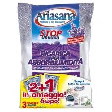 ARIASANA RICARICA LAVANDA 2+1 BUSTE 450G