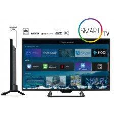 TELEVISORE - LED NEW SMART 24' SLIM TELE SYSTEM - 12/220 V