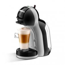 MACCHINA CAFFE NESCAFE DOLCE GUSTO - MINIME NERA/GRIGIO BY DELONGHI - EDG155.BG