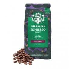 STARBUCKS - CAFFE IN GRANI DARK ESPRESSO 200GR