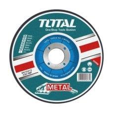 DISCO DA TAGLIO PER METALLO - 115*1,2MM TAC2211156 - TOTAL