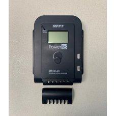 REGOLATORE PANNELLO SOLARE MPPT 20 AMP CON DISPLAY LCD