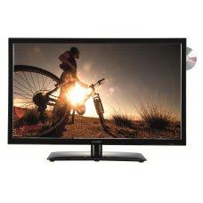 TELEVISORE LED HD ULTRACOMPATTO 18,5'' (47 CM) + DVD EQUINOXE - 12 VOLT