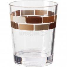 BICCHIERE - Multiglass Chocolate SAN 30CL - CHOCOLATE