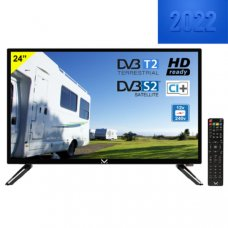 "TELEVISORE MAJESTIC 24"" LED FULL HD TVD-224 S2 LED MP11"