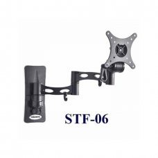 SUPPORTO TV 3 SNODI + 2 BRACCI - STF-06