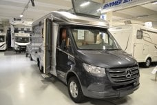 HYMER MLT 580 EDITION ONE CON BATTERIA AL LITIO