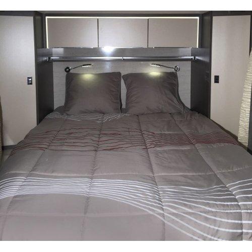 Pronto letto 160x210 cm vibes letto matrimoniale big - Pronto letto camper ...