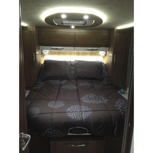 Pronto letto 140x210 cm cosy matrimoniale - Pronto letto camper ...