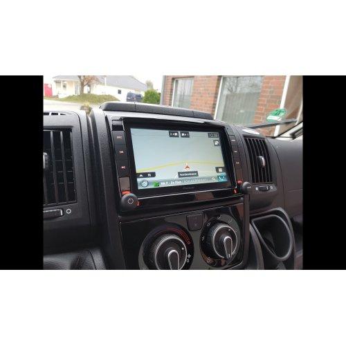 Sistema Di Navigazione Per Camper Fiat Ducato X250