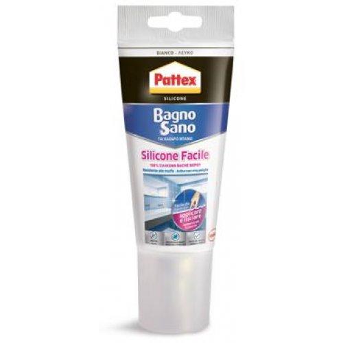 Pattex bagno sano silicone facile 150ml - Bagno sano pattex ...