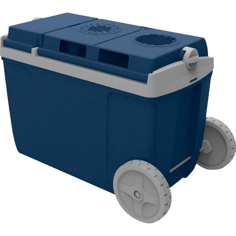frigorifero portatile termoelettrico con ruote w38 ac dc. Black Bedroom Furniture Sets. Home Design Ideas